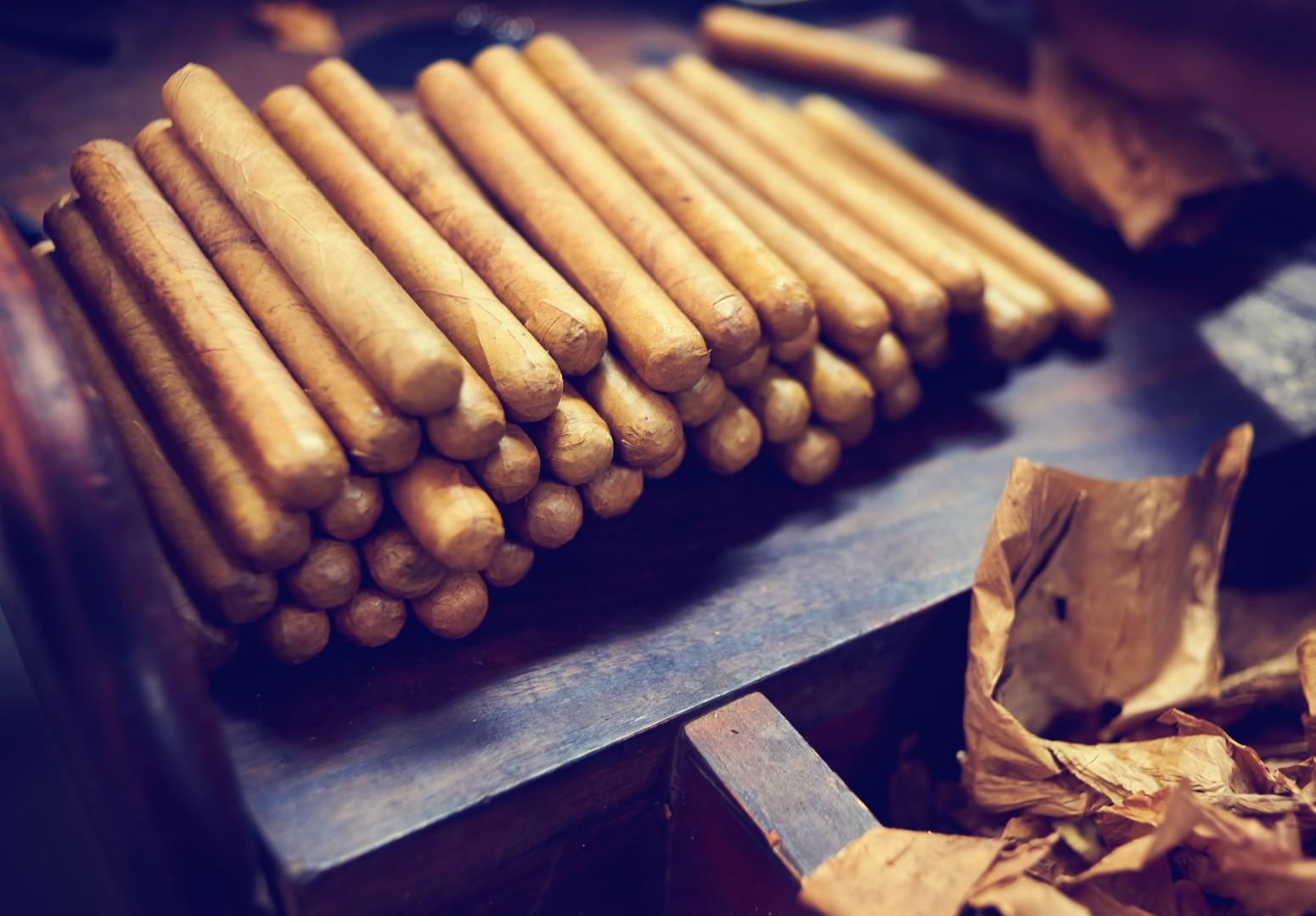 Tout comprendre à la taille et aux noms des cigares
