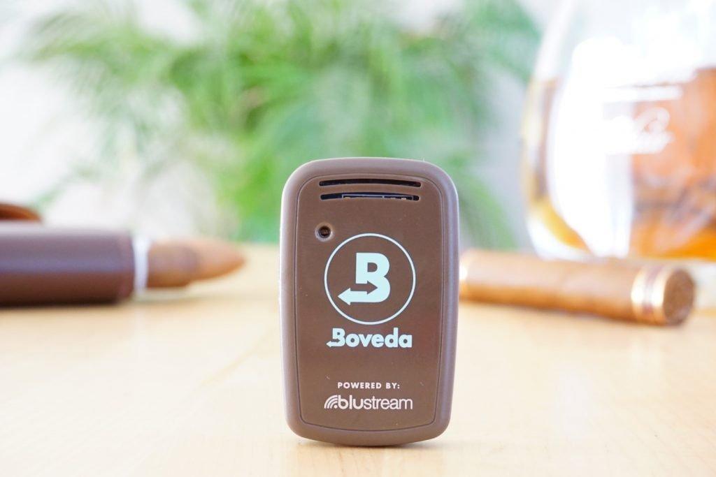Hygromètre connecté Boveda Butler (anciennement Boveda Smart Sensor)