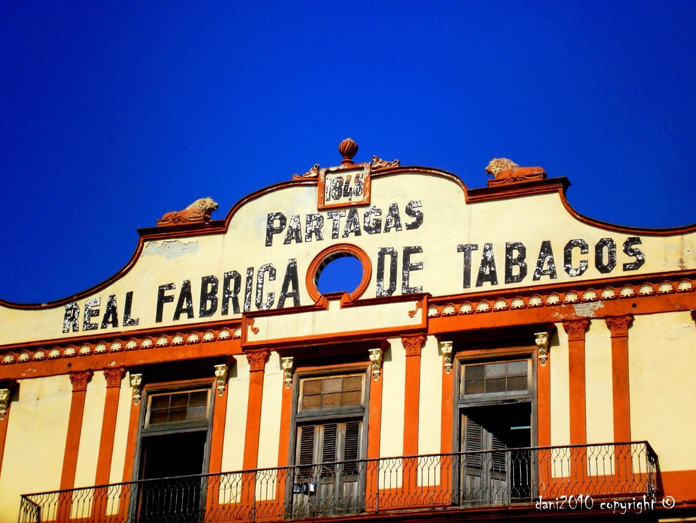 Partagás : effondrement à l'ancienne fabrique, fermeture de la Casa del Habano