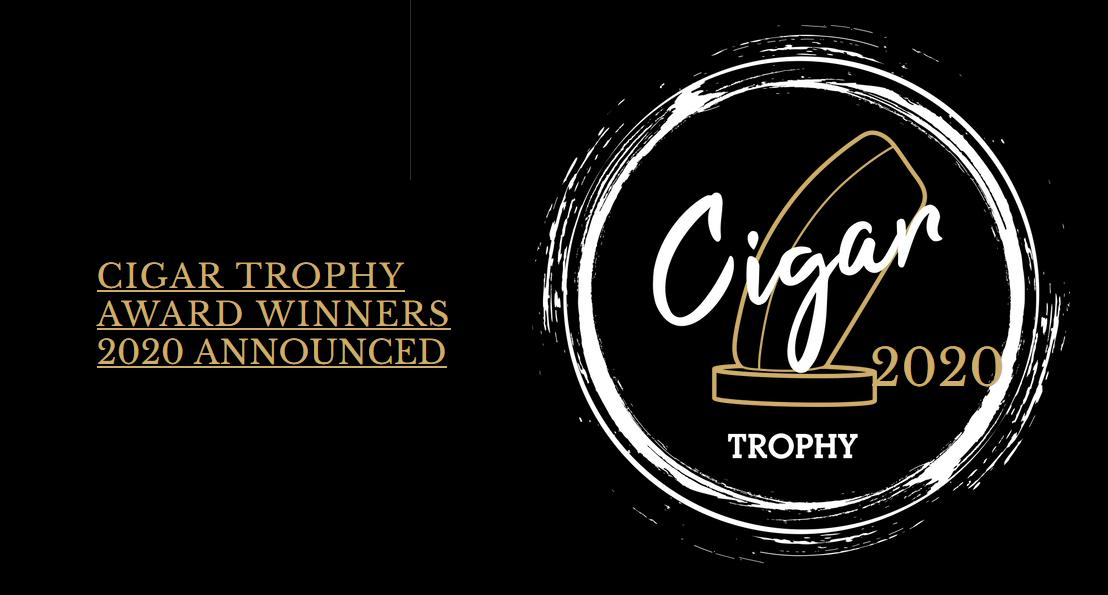 Cigar Journal annonce les gagnants du Cigar Trophy 2020