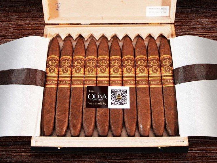 Oliva ajoute des QR codes sur ses boîtes